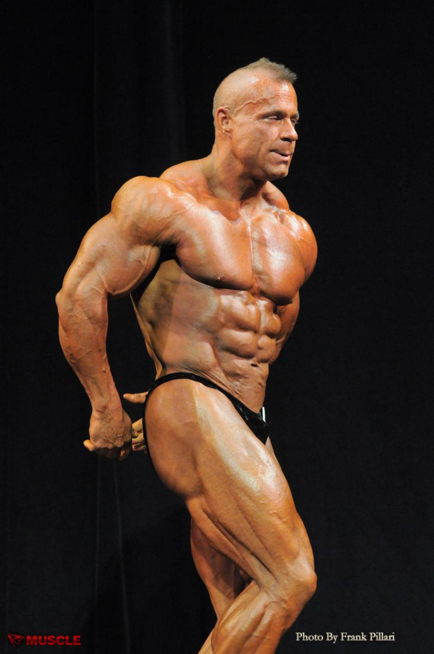 Vincent  Wawryk - IFBB Muscle Heat  2012 - #1