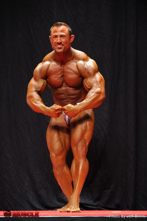Mike   Gritti - NPC USA 2014 - #1