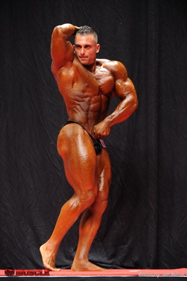 Phillip  Visicaro - NPC USA 2014 - #1