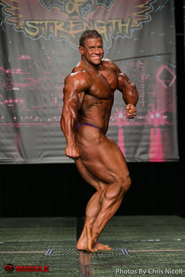 Jeff  Long - IFBB Wings of Strength Chicago Pro 2014 - #1