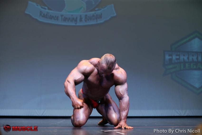 Constantinos  Demetriou - IFBB Ferrigno Legacy Pro 2014 - #1