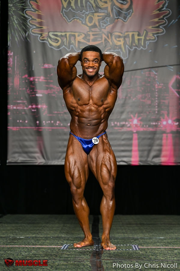 Thomas   Anderson - IFBB Wings of Strength Chicago Pro 2014 - #1