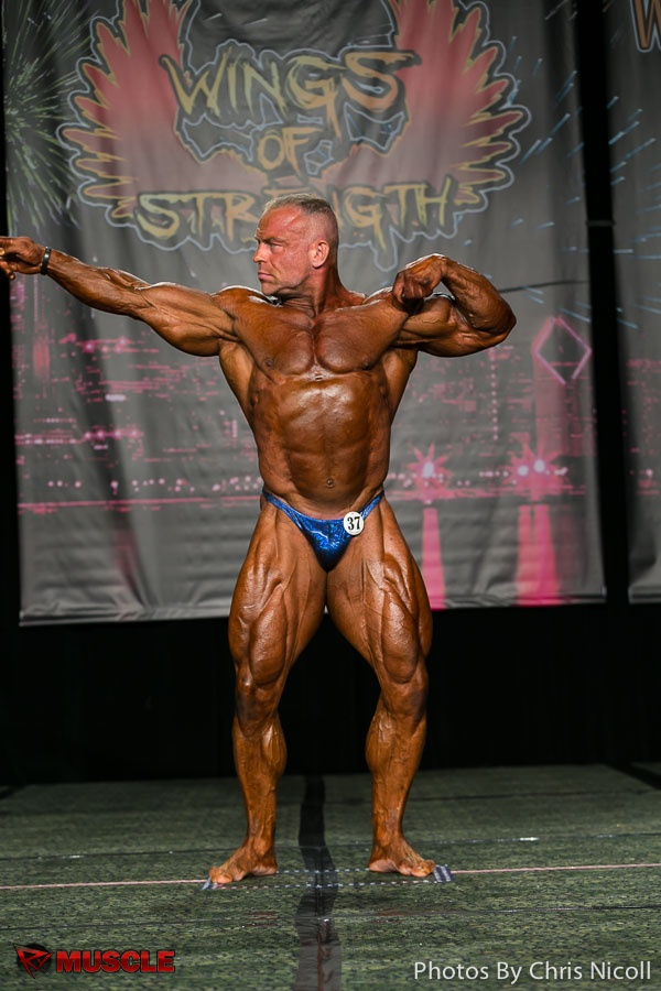 Petr  Vanis - IFBB Wings of Strength Chicago Pro 2014 - #1