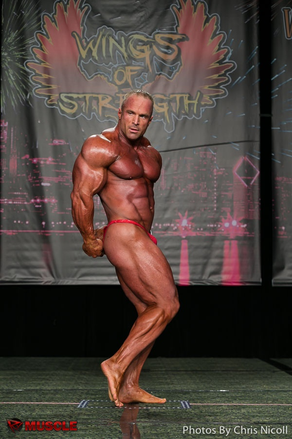 Constantinos  Demetriou - IFBB Wings of Strength Chicago Pro 2014 - #1