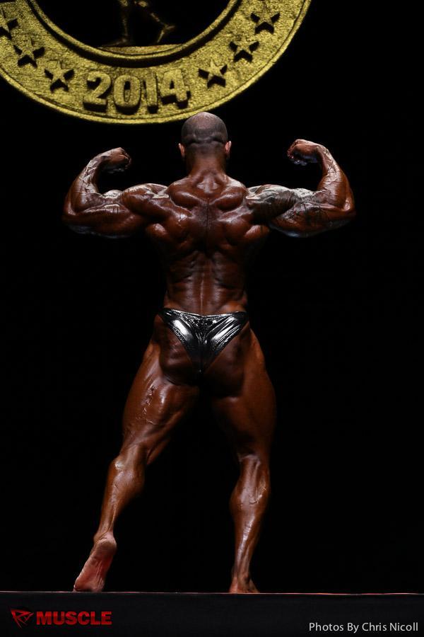 Julio  Balestrin - IFBB Arnold Brasil  2014 - #1