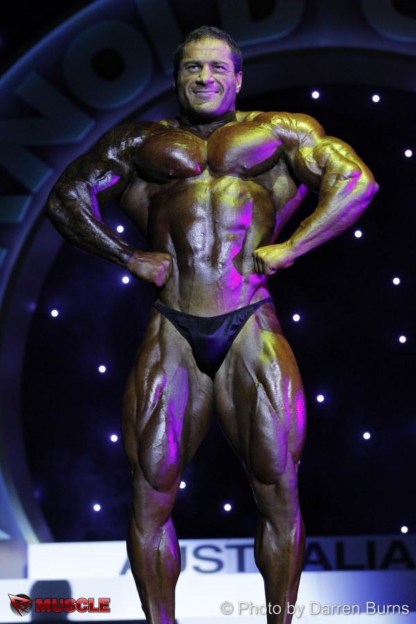 Luke  Schembri - IFBB Arnold Australia 2015 - #1