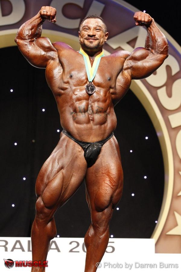 Roelly   Winklaar - IFBB Arnold Australia 2015 - #1