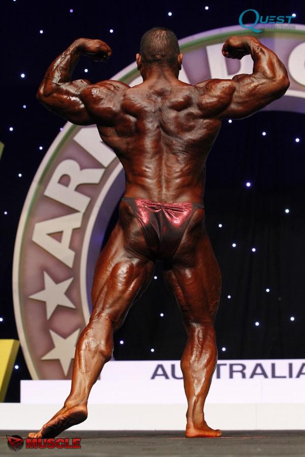 Darryn  Onekawa - IFBB Arnold Australia 2017 - #1