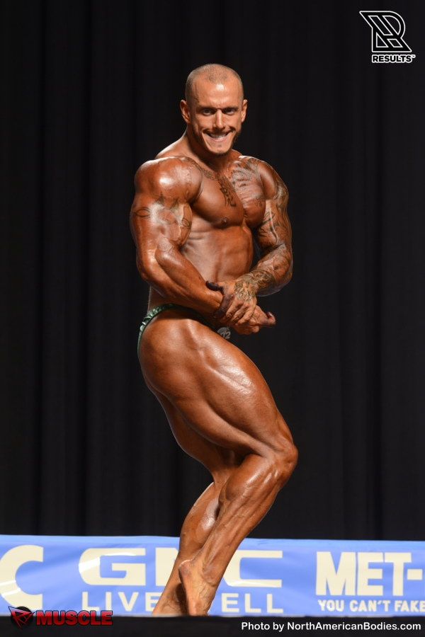 Mike  Lacombe - NPC Nationals 2015 - #1