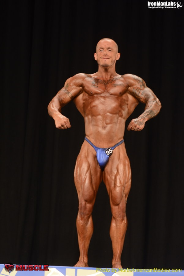 Mike  LaGombe - NPC Nationals 2014 - #1