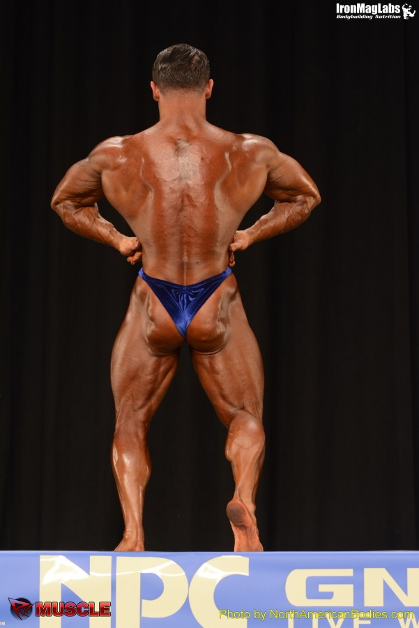Fidel  Perdomo - NPC Nationals 2014 - #1