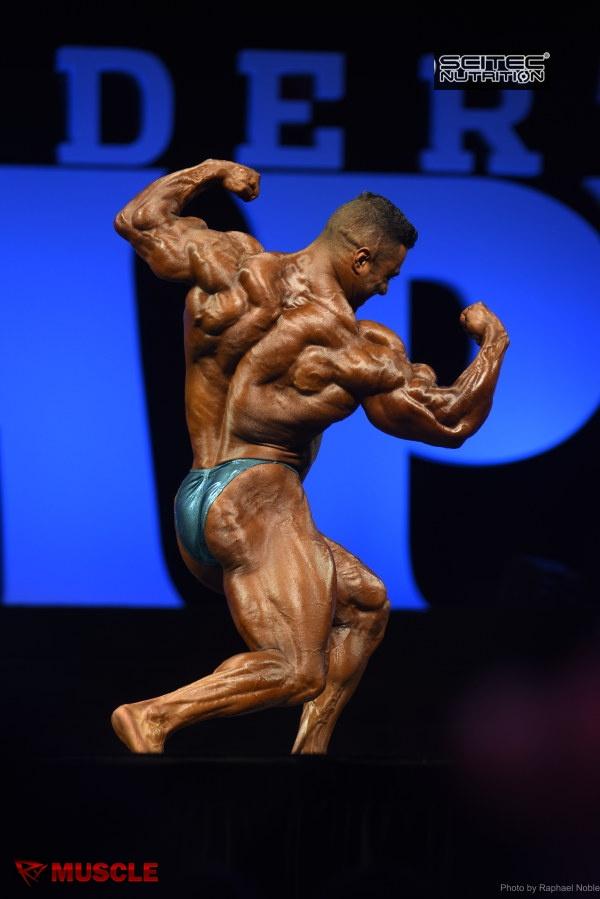 Eduardo  Correa Da Silva - IFBB Olympia 2016 - #1