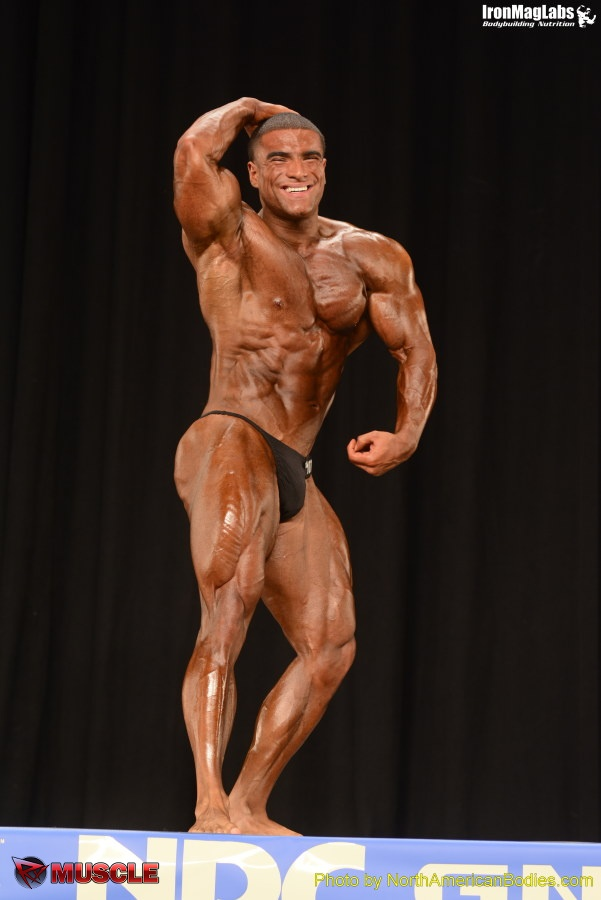 Michael  Charles - NPC Nationals 2014 - #1