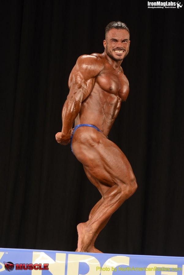 Alexey  Gonzalez - NPC Nationals 2014 - #1