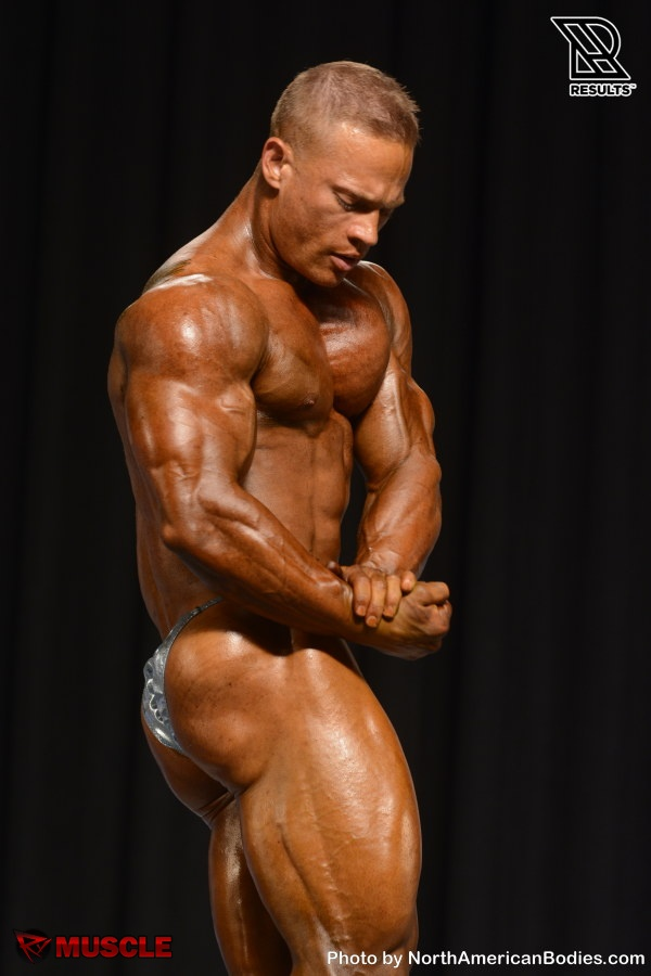 Jason  Hebert - NPC Nationals 2015 - #1