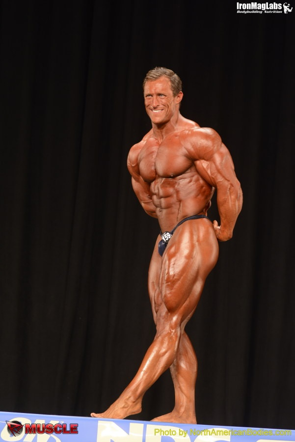 Dorian  Haywood - NPC Nationals 2014 - #1