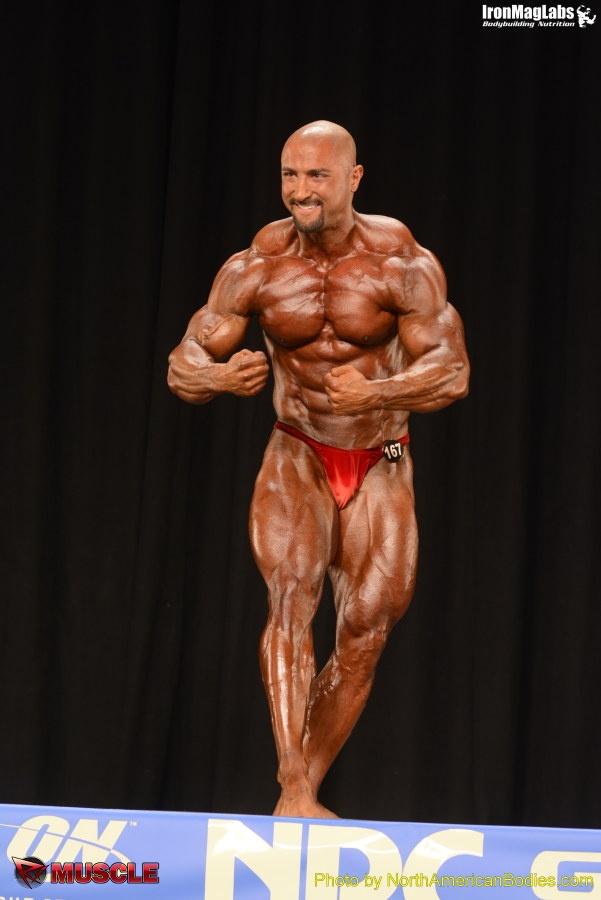 David  Rienzi - NPC Nationals 2014 - #1