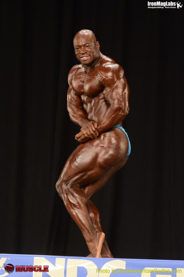 Shawn  Lindo - NPC Nationals 2014 - #1