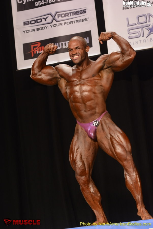Alexis  Rivera-Rolon - NPC Nationals 2014 - #1