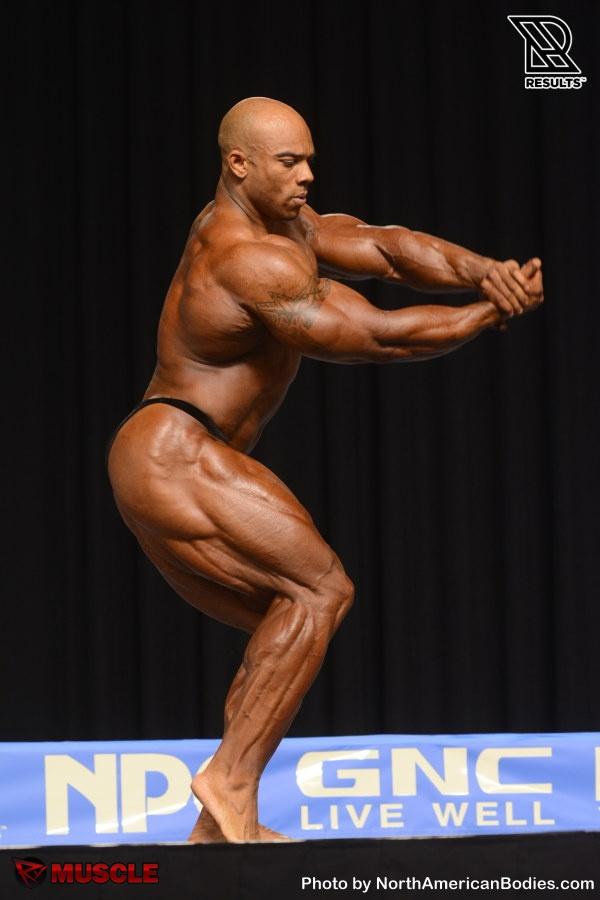 Sergio  Oliva Jr. - NPC Nationals 2015 - #1