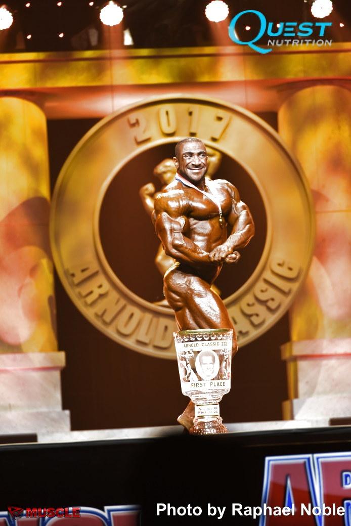 Ahmad  Ashkanani - IFBB Arnold Classic 2017 - #1