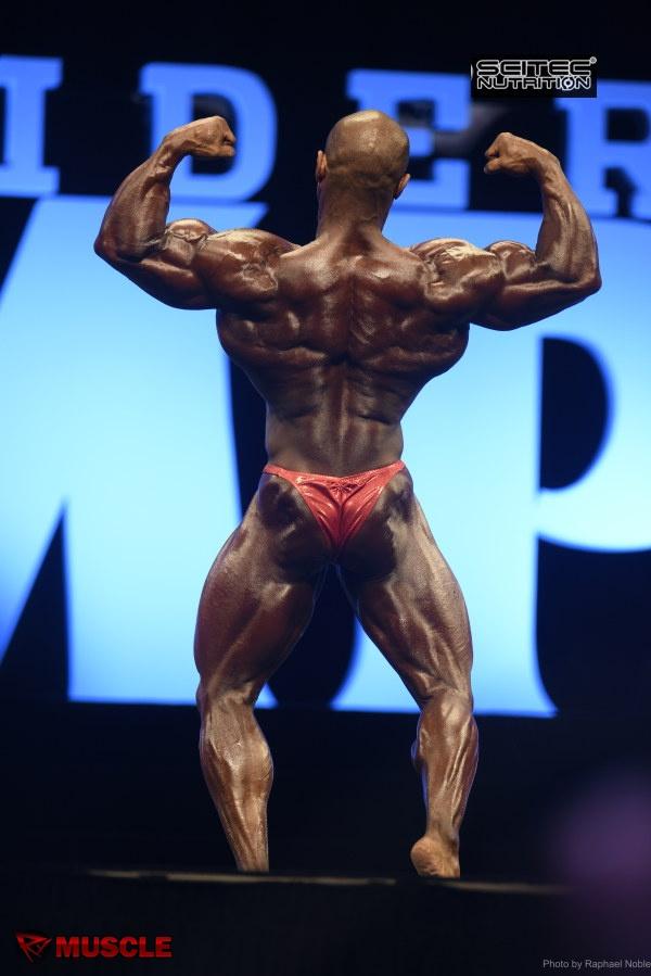 Alex   Cambronero - IFBB Olympia 2016 - #1