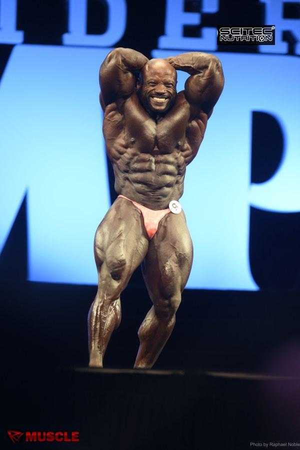 Charles   Dixon - IFBB Olympia 2016 - #1