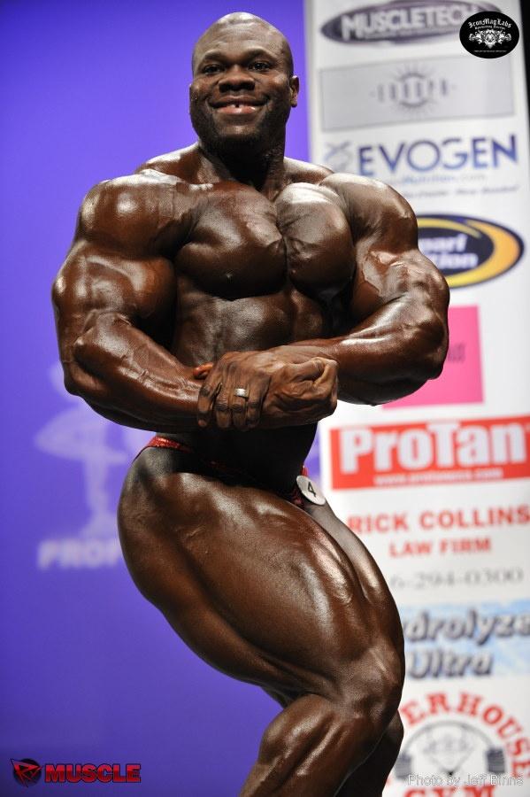 Lionel   Beyeke - IFBB New York Pro 2014 - #1