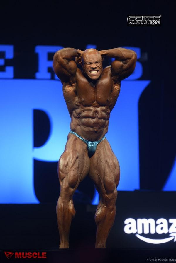 Phil  Heath - IFBB Olympia 2016 - #1