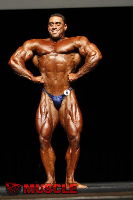 Darryn  Onekawa - IFBB Australia Grand Prix 2012 - #1