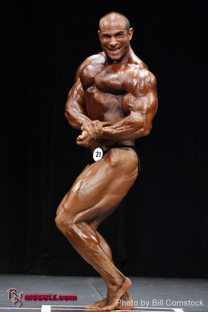 Phil  Von Kaenel - IFBB Phoenix Pro 2011 - #1