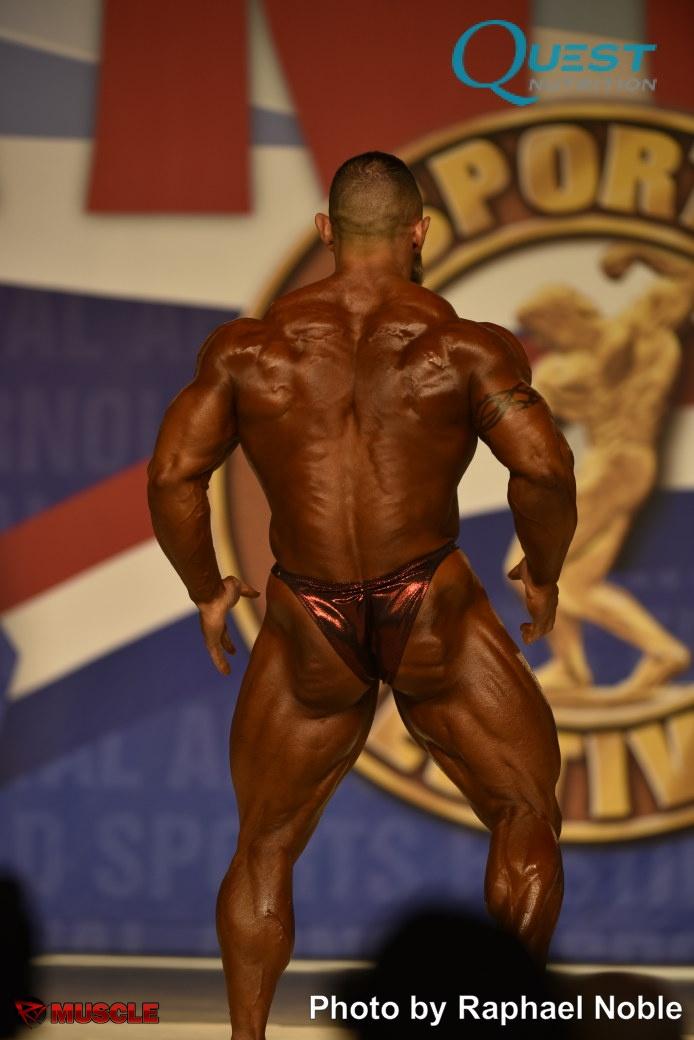 Guy  Cisternino - IFBB Arnold Classic 2017 - #1