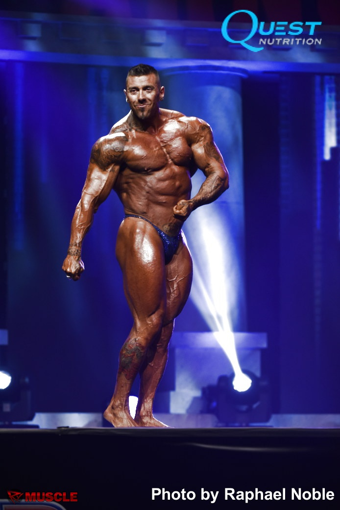 Manuel  Manchado - IFBB Arnold Classic 2017 - #1