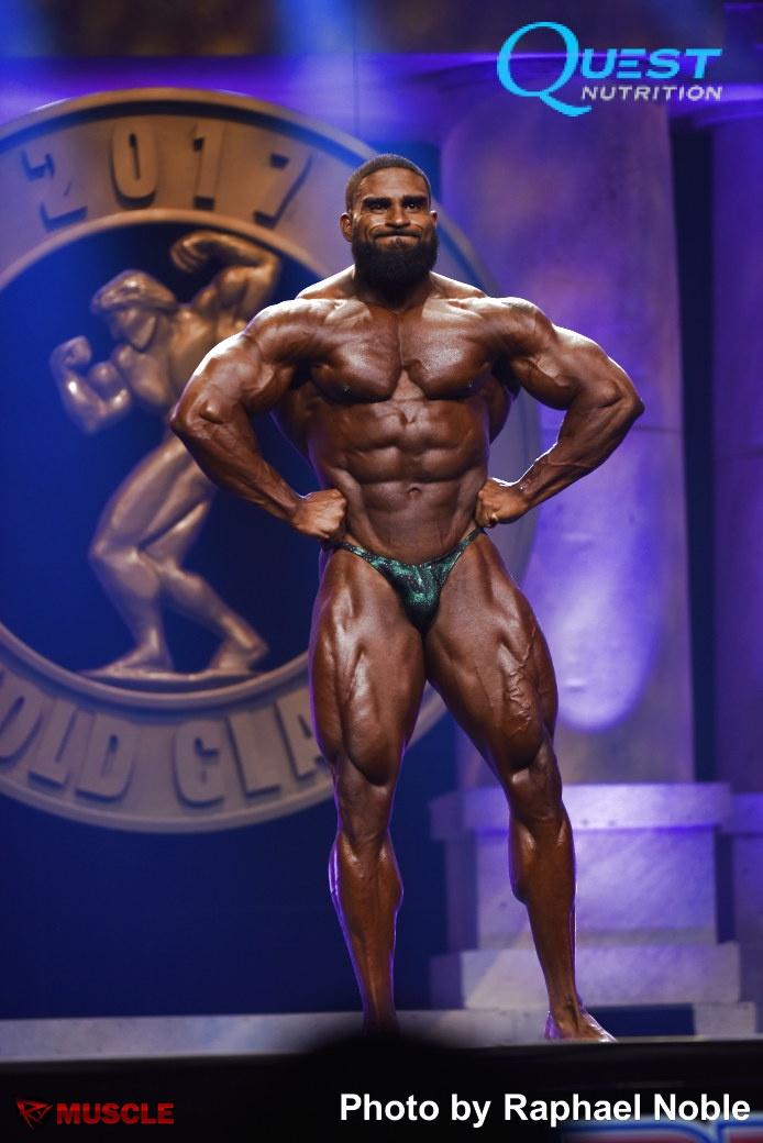 Quincy  Winklaar - IFBB Arnold Classic 2017 - #1