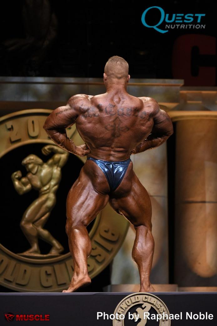 Dallas  McCarver - IFBB Arnold Classic 2017 - #1