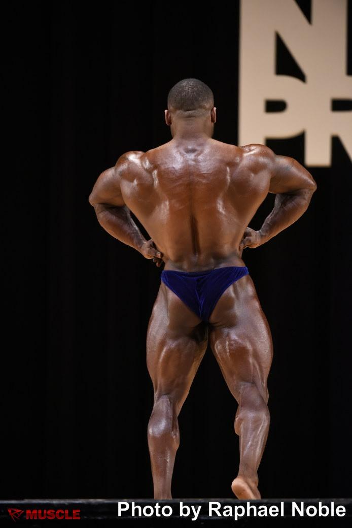Derik  Oslan - IFBB New York Pro 2017 - #1
