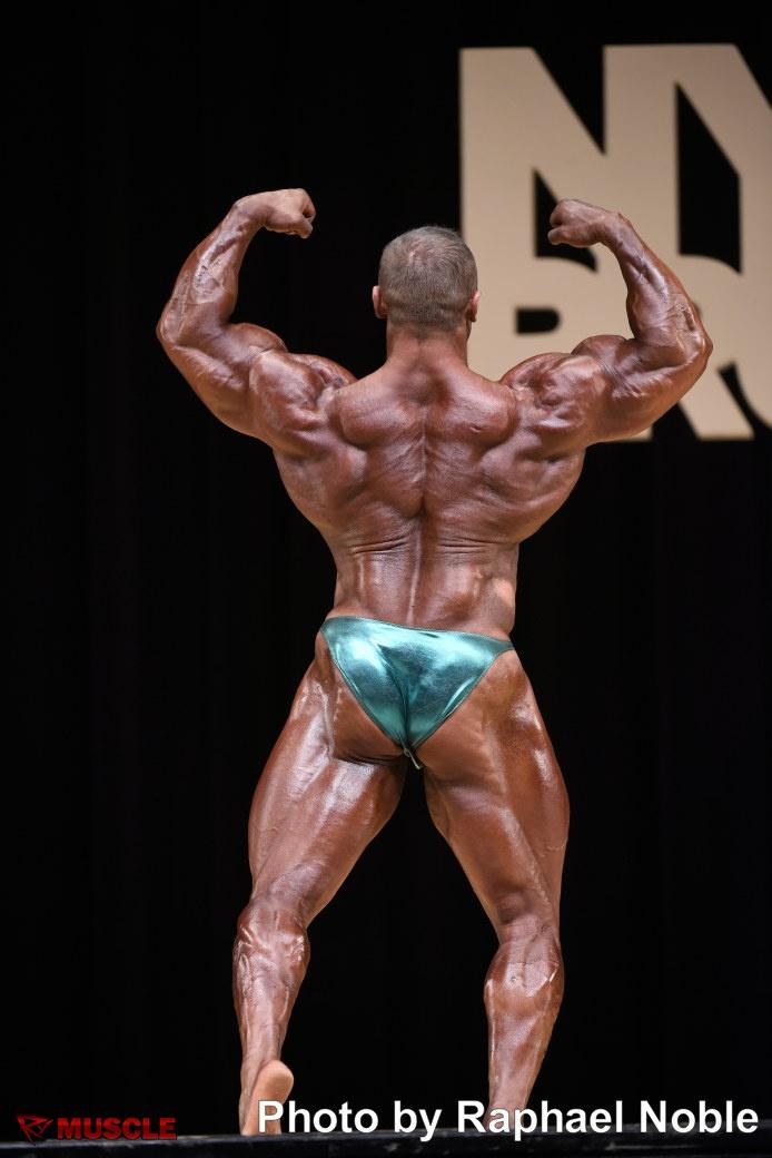 Tomas  Kaspar - IFBB New York Pro 2017 - #1