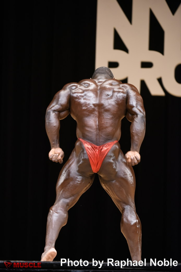 Akim  Williams - IFBB New York Pro 2017 - #1