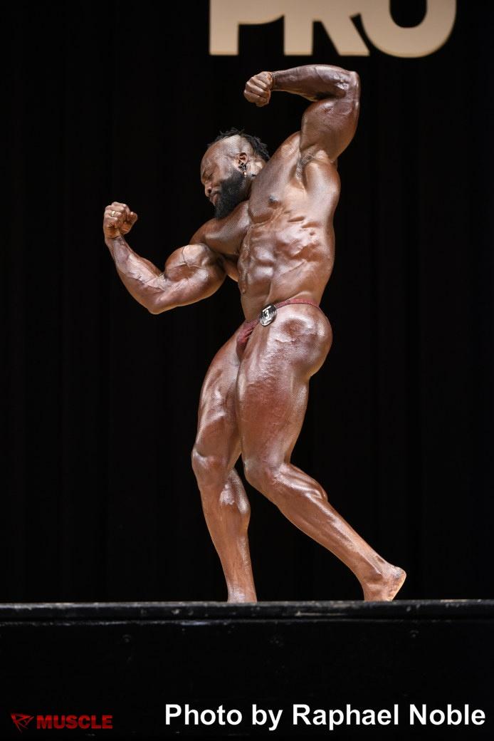 Marc-Arthur  Dautruchee - IFBB New York Pro 2017 - #1