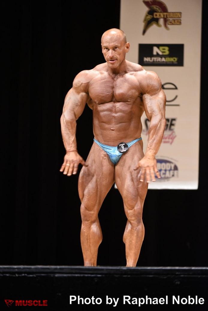 Marek  Olejniczak - IFBB New York Pro 2017 - #1