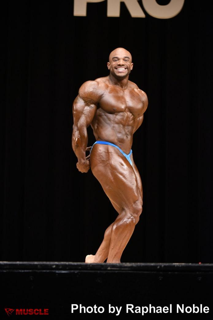 Sergio  Oliva Jr. - IFBB New York Pro 2017 - #1