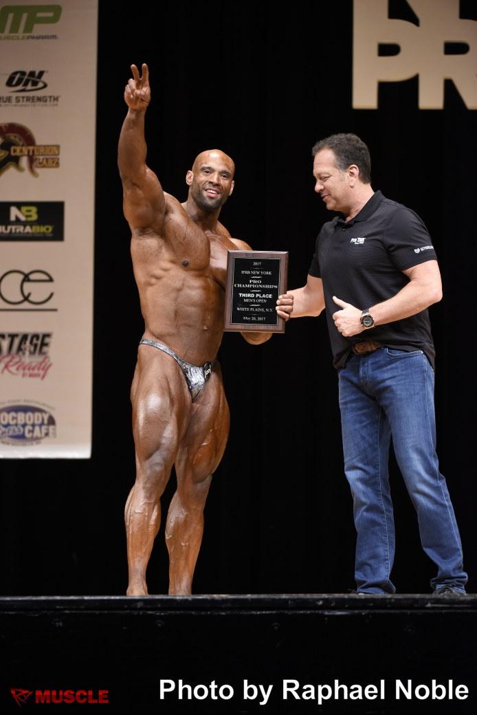 Juan  Morel - IFBB New York Pro 2017 - #1