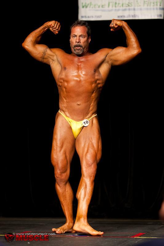Darren  Champagne - NPC Camellia Championships 2012 - #1