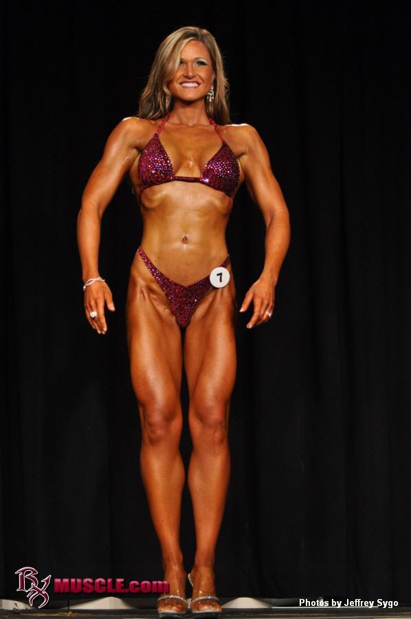Jamie Gilbert - NPC Tri State Championships 2009 - #1