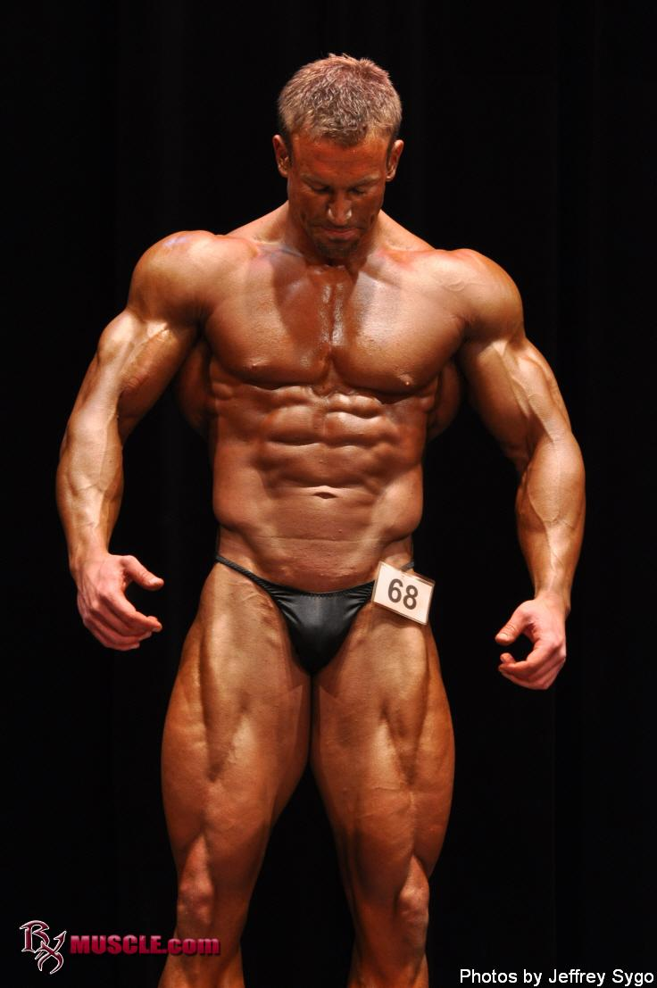 Todd  Whitting - NPC Michigan State 2010 - #1