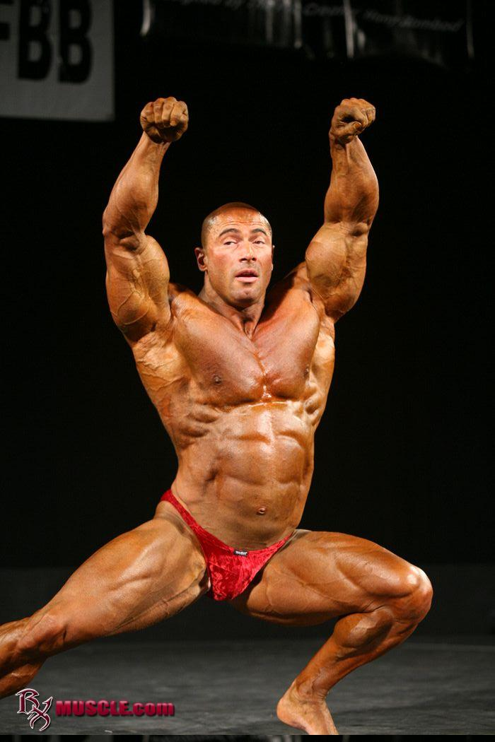 Frederic  Sauvage - IFBB Sacramento Pro  2009 - #1