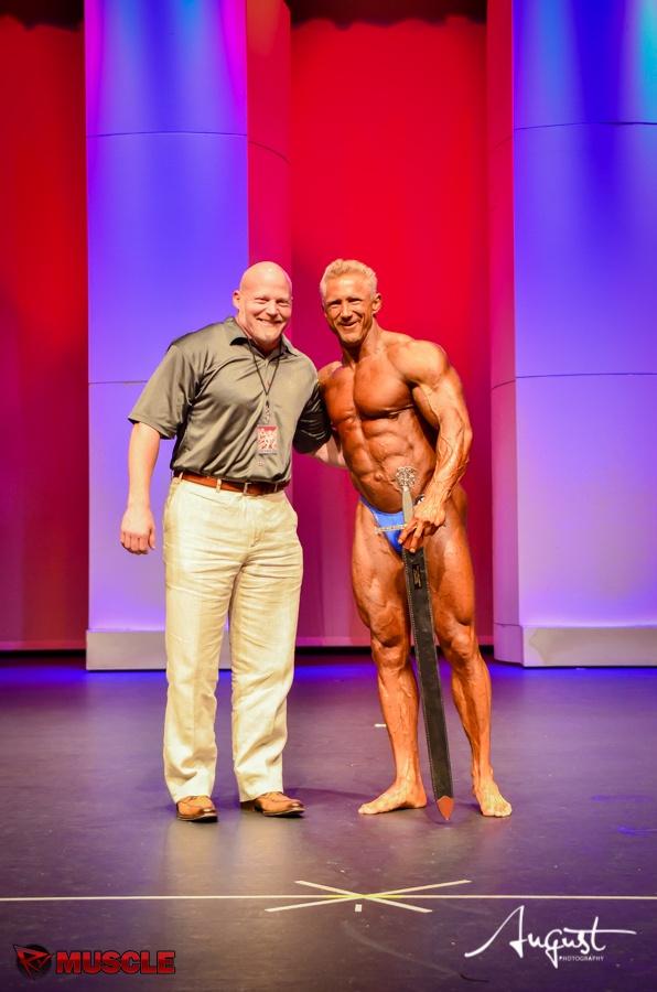 Scott  Burnett - NPC Oklahoma Championships 2015 - #1
