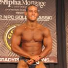 Brandon  Greene - NPC Golds Classic 2012 - #1