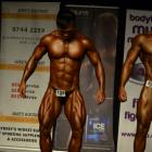 Sung Seng  Lay - Sydney Natural Physique Championships 2011 - #1
