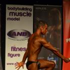 Michael  Battistella - Sydney Natural Physique Championships 2011 - #1